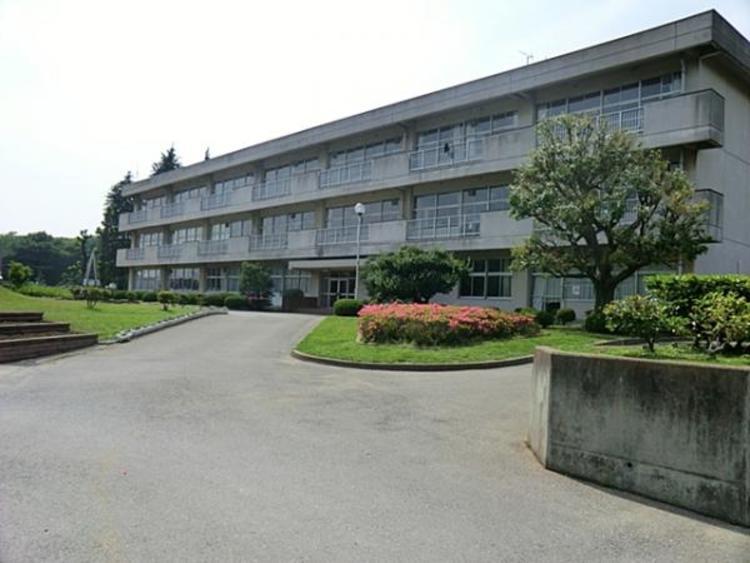 野田市立山崎小学校140m