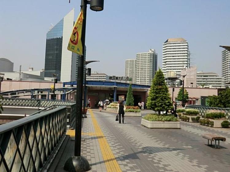 JR川口駅1120m