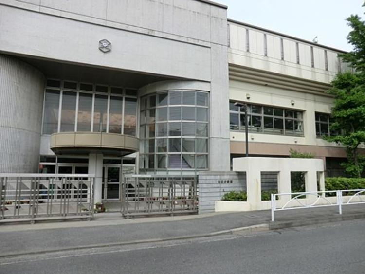宮崎中学校600m