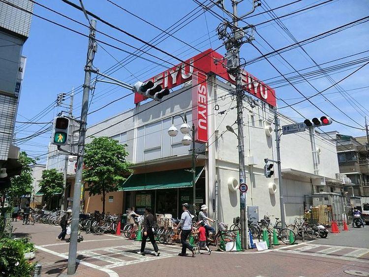 西友矢口ノ渡店 徒歩6分 420m