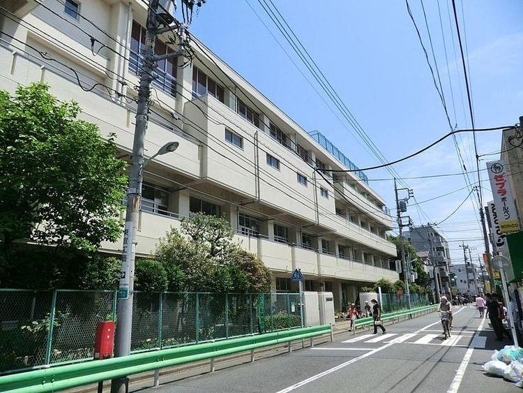 大田区立矢口小学校 徒歩6分 460m
