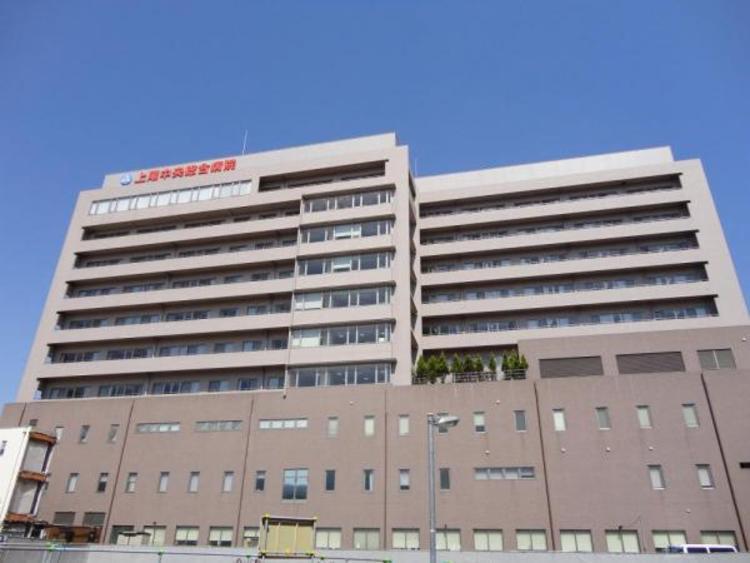 上尾中央総合病院まで750m