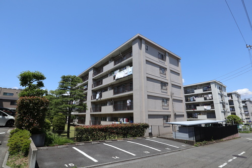 富岡シーサイドコーポ J棟(302号室)の画像