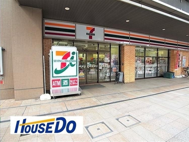 セブンイレブン 神戸六甲登山口店 徒歩 約22分(約1700m)