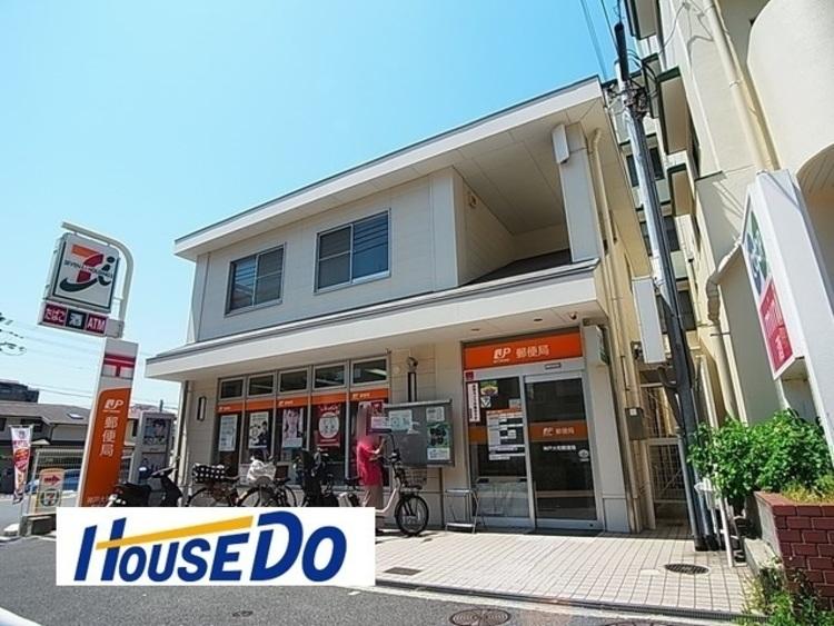 神戸鶴甲郵便局  徒歩 約4分(約241m)
