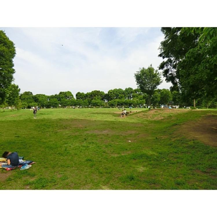 西東京いこいの森公園(約1200m)