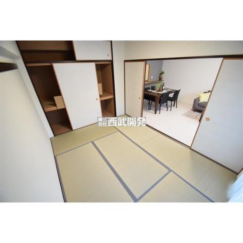 クリオ西高島平壱番館の物件画像