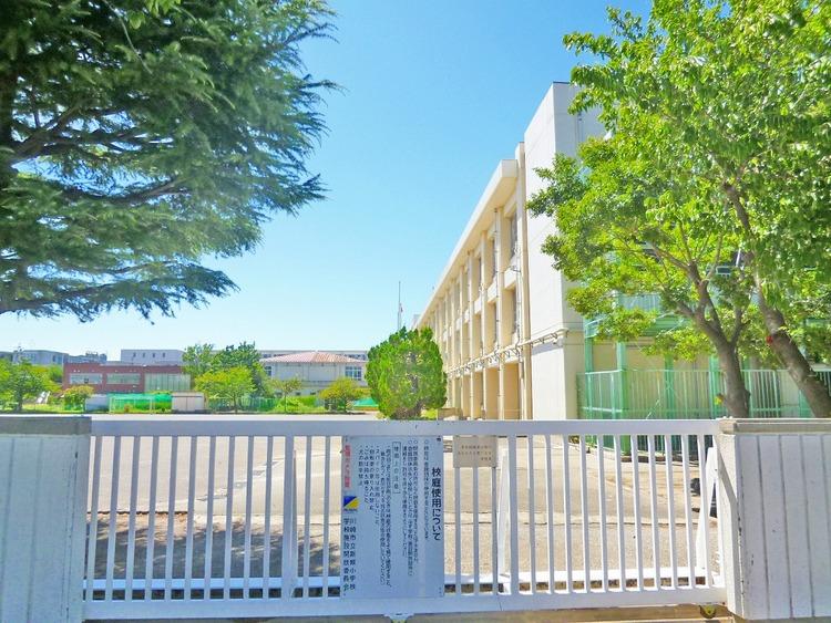 川崎市立新城小学校 距離650m