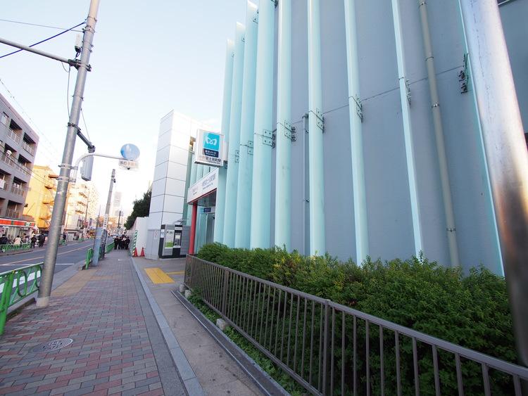 東京メトロ丸の内方南線「中野富士見町」まで560m