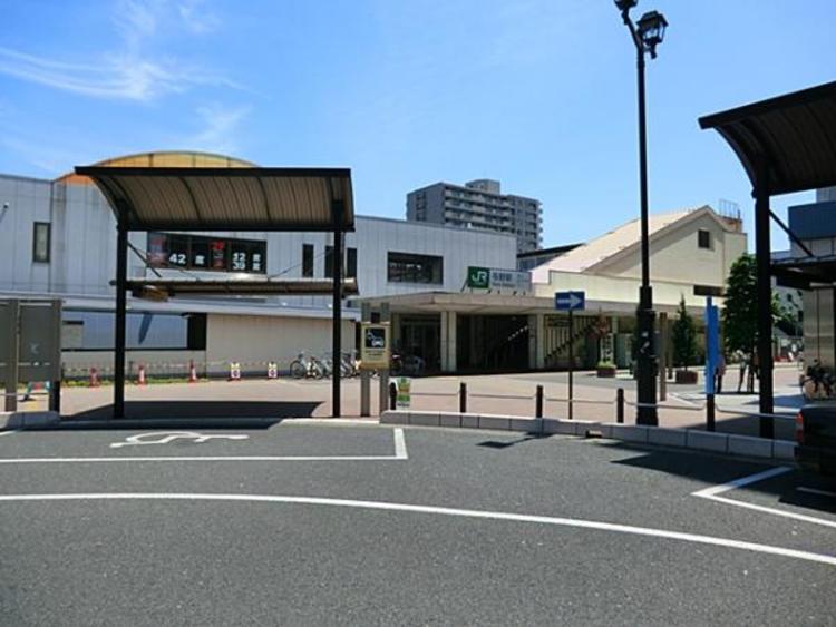 JR与野駅2000m