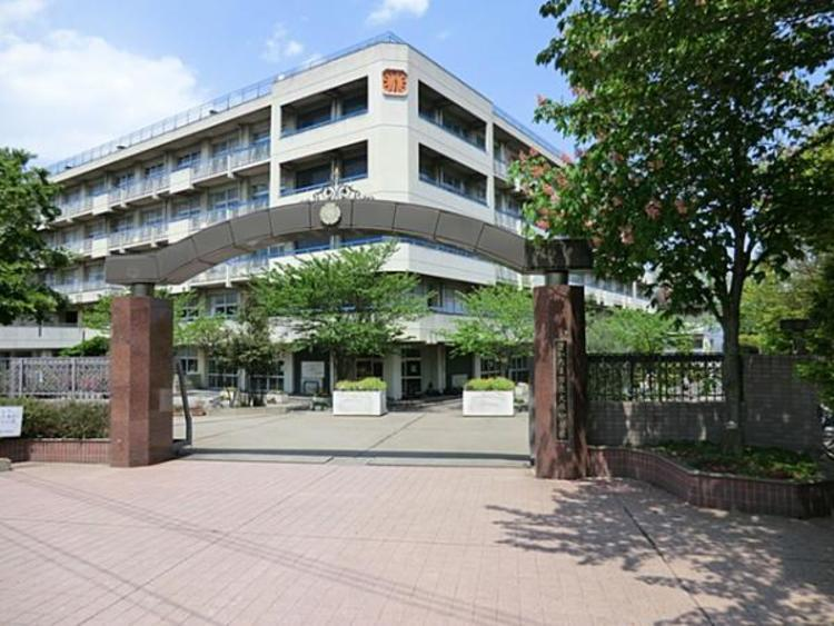さいたま市立大原中学校1270m