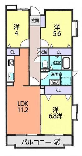 キャッスルメジュール西みずほ台 弐番館の画像