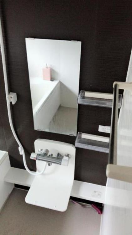 築浅物件ですので、浴室もとてもきれいです!