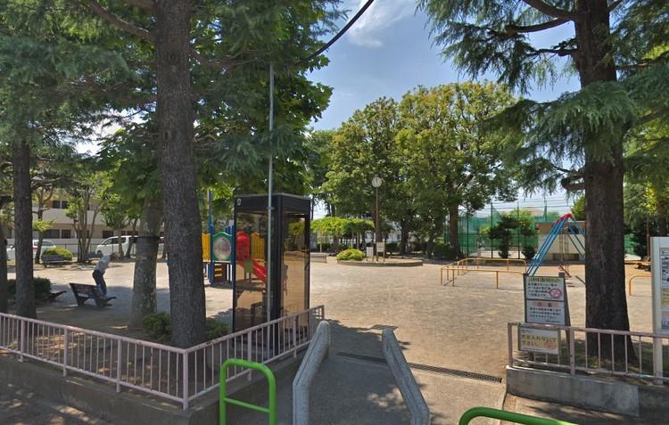 練馬区立上石神井東公園