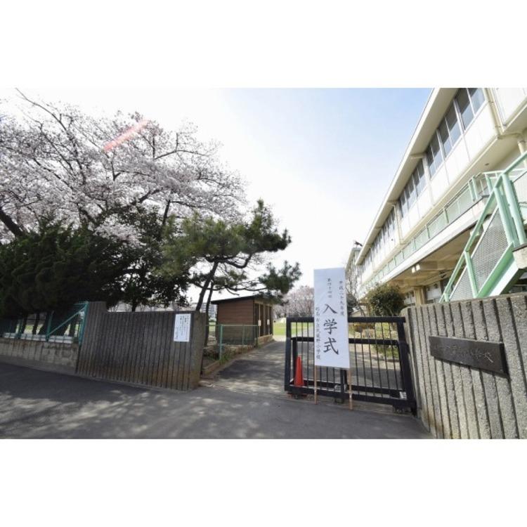 武蔵野小学校(約160m)