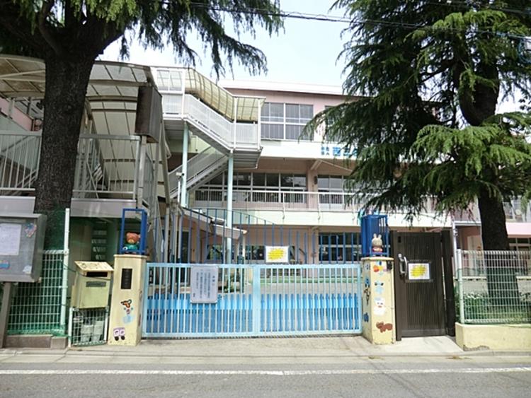 荘司学園西三田幼稚園 距離約400m