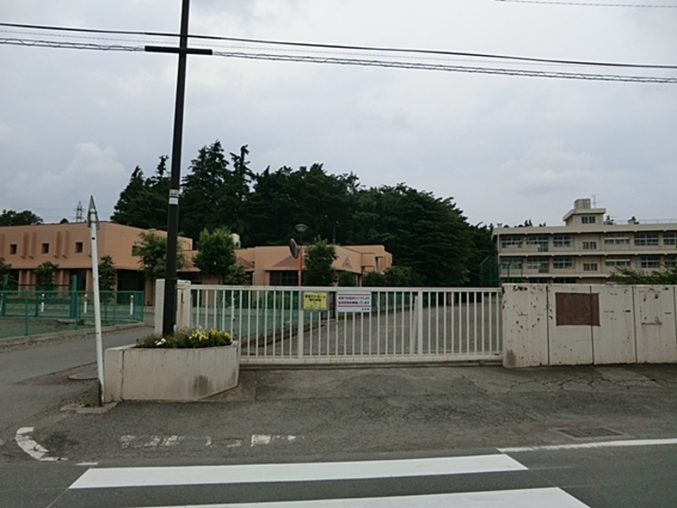 相模原市立大野台中央小学校 距離約780m