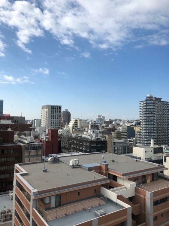 「屋上からの眺望」