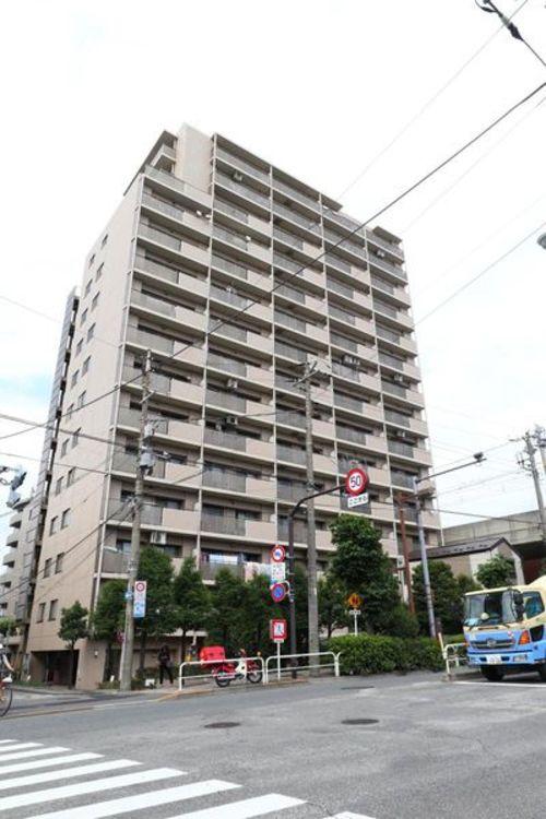 「外観写真」立会川駅徒歩2分、4駅4路線利用可能で交通アクセス良好