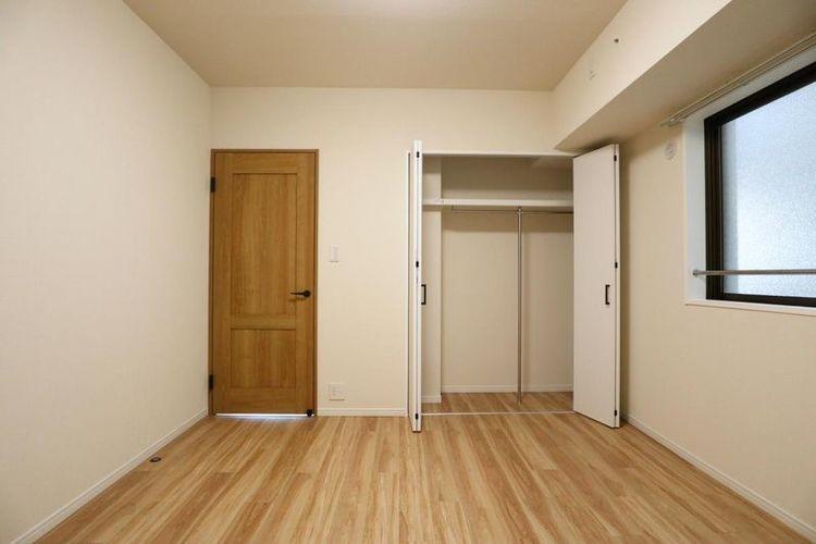 「洋室」全居室収納付きで室内もすっきり