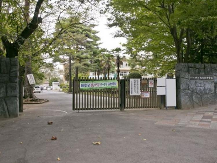 さいたま市立大宮北中学校