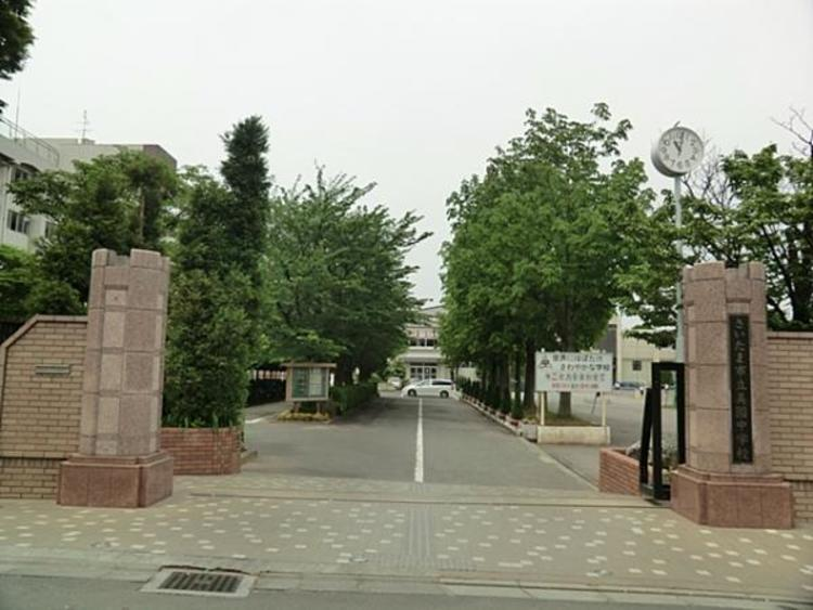 さいたま市立美園中学校2960m