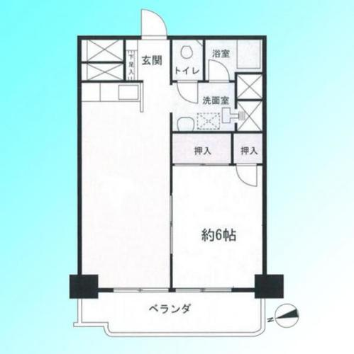 川口サマリヤマンションの物件画像