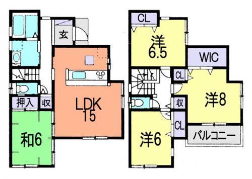 さいたま市西区内野本郷 中古戸建の画像