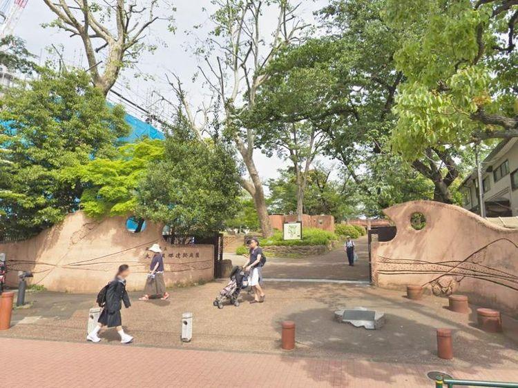 大森貝塚遺跡庭園 徒歩4分 270m