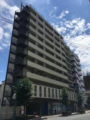 わらびマンション 学区/芝小・中の画像