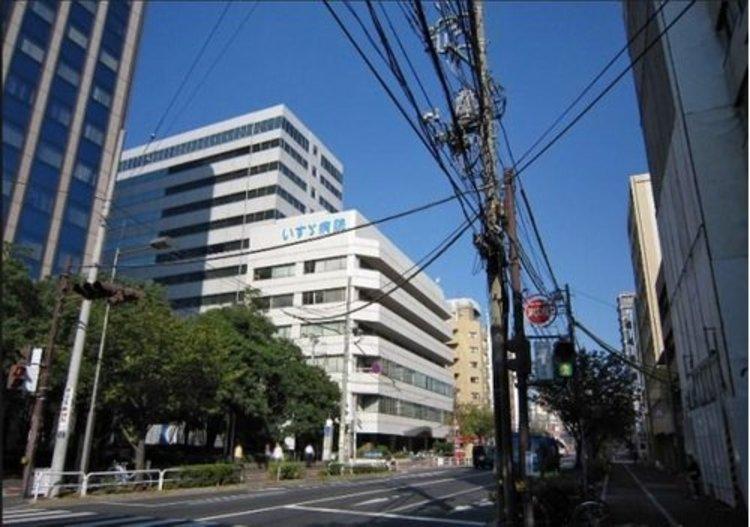 いすゞ病院まで480m いすゞ病院は、いすゞ自動車株式会社の企業立病院として、昭和19年に設立。平成3年に現在の病院が完成し、平成26年に開業70周年を迎えることができました。