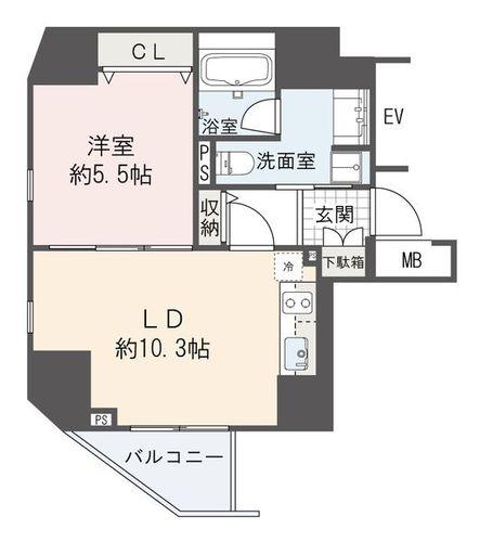 渋谷ヒルトップ(501)の物件画像