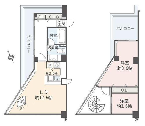 デュオ・スカーラ西新宿(601)の物件画像