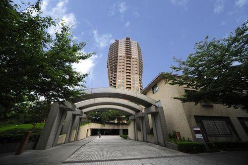 元麻布ヒルズフォレストタワー(1955)の画像