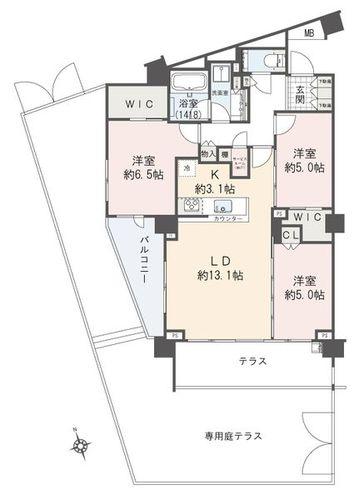 シティハウス神宮北参道(-)の画像