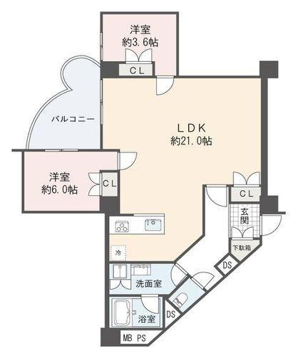 三田ハウス(1310)の物件画像