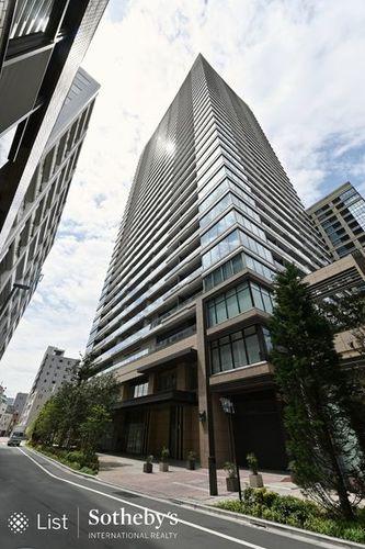 パークシティ中央湊ザタワー(35--)の物件画像