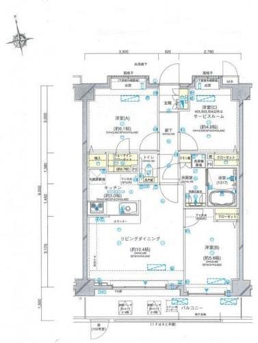 リナージュ町田森野 小田急線「町田」駅 歩11分の物件画像