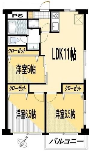 第2上板橋サンライトマンションE棟の物件画像