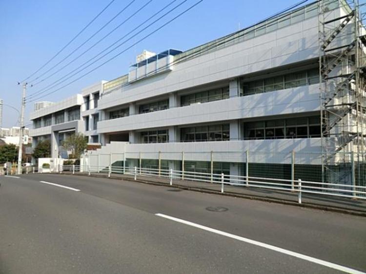 横浜市立品濃小学校 約900m