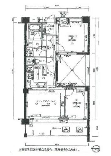 【アンビシャスガーデン勝田台 2階】の物件画像