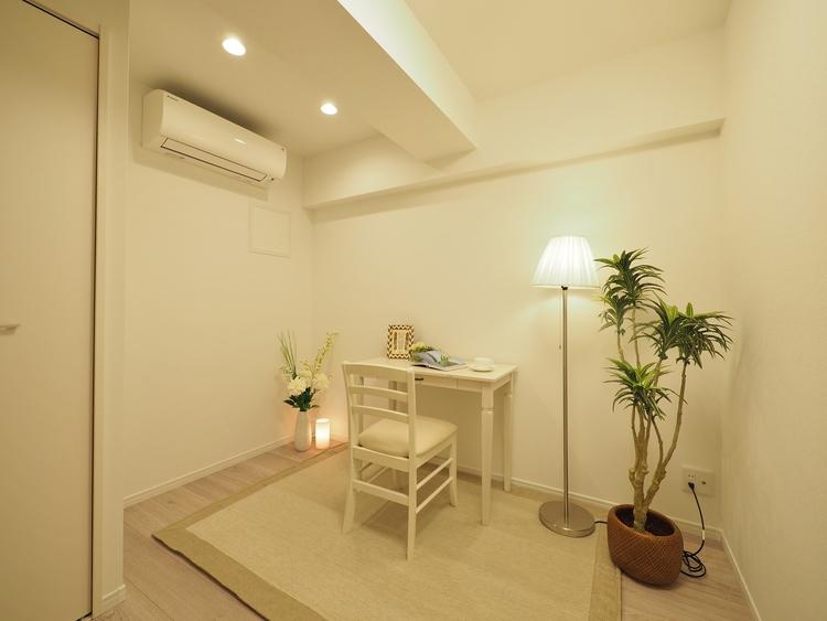 空間演出に拘り整然とセンス良く纏められた室内は最高の癒し空間でなければなりません。