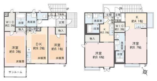 文京区千石1丁目 賃貸併用住宅の画像