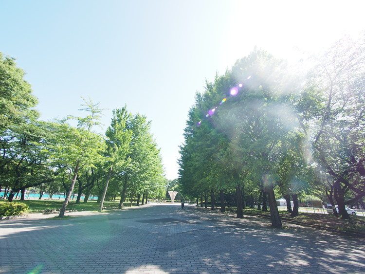赤塚公園まで688m