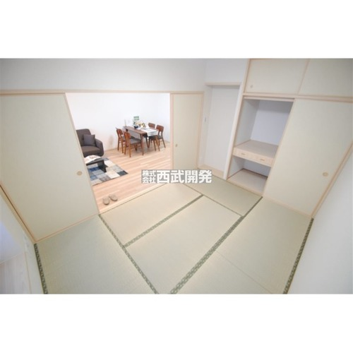ライオンズマンション朝霞台南の物件画像
