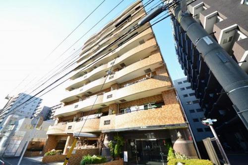 新横浜サニーコートの物件画像