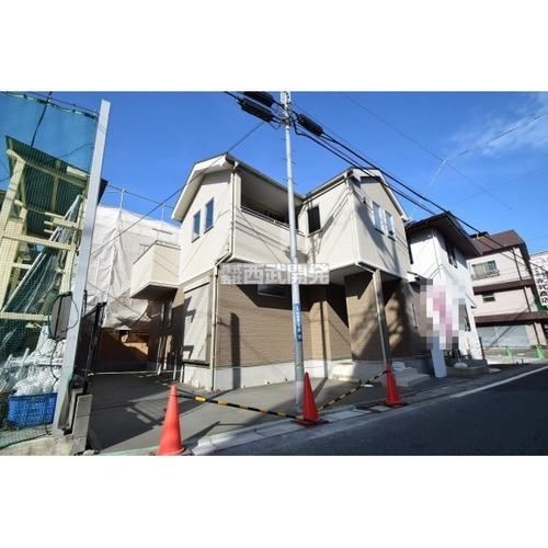 昭島市武蔵野3丁目 中古一戸建ての画像