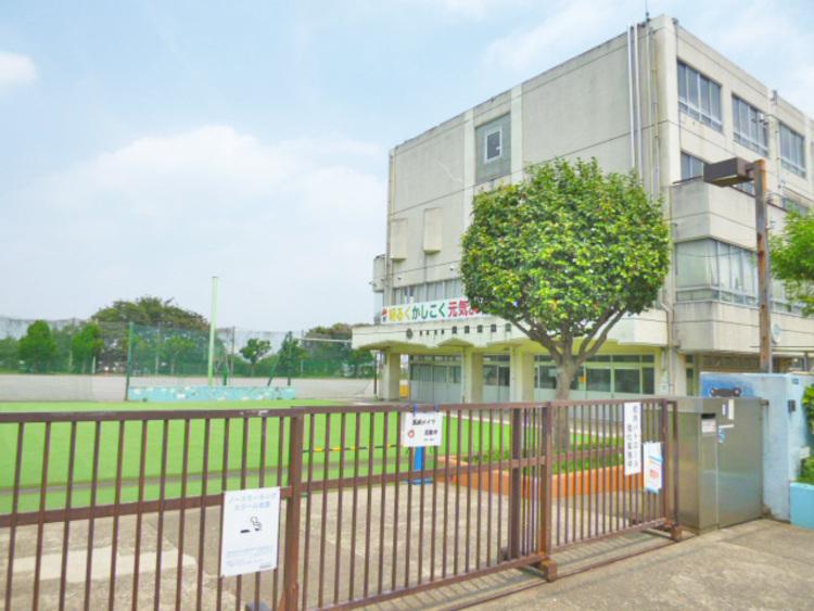 川崎市立宮崎小学校 距離450m