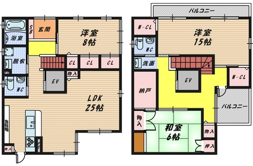 堺市西区鶴田町 中古戸建の画像