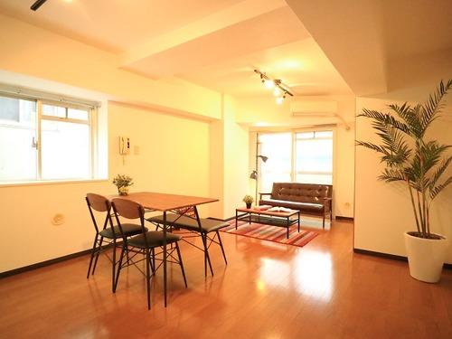 「セントヒルズ三軒茶屋」~三軒茶屋駅8分、家具照明付のお部屋~の画像
